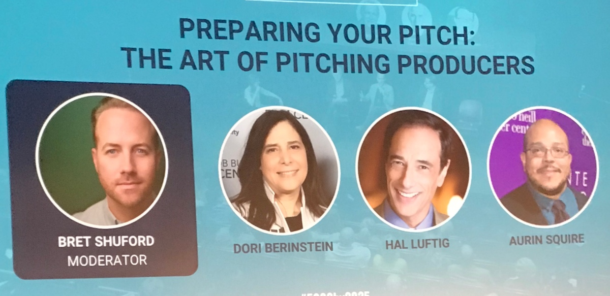 Pitching Producers