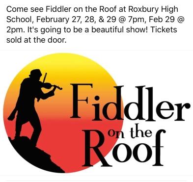 Fiddler-Roxbury